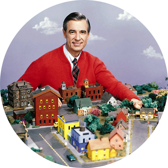 Mister Rogers Neighborhood Fred Rogers Productions