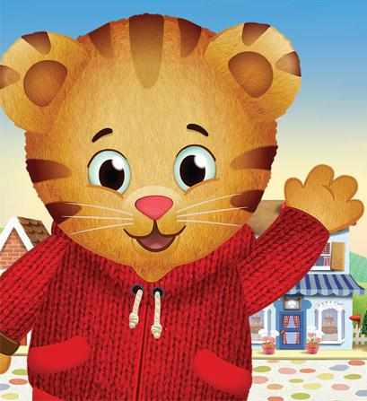 Daniel Tiger S Neighborhood Trolley Ride Opens At Idlewild Park Fred Rogers Productions