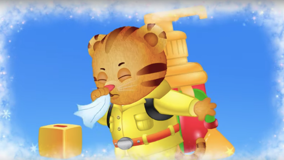 How Daniel Tiger S Neighborhood Can Help Kids With Covid 19 Questions Fred Rogers Productions